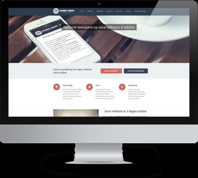 Een professionele website door een webbureau in Nijmegen